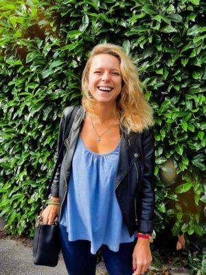 Loren Bongat, fondatrice A la Mano